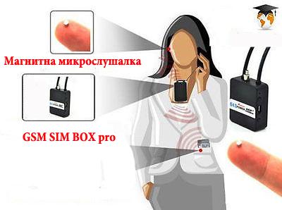 работа с безжична микрослушалка със сим карта